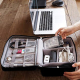 Travel Storage Gadget Bag