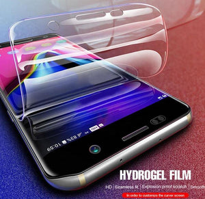Full Curved Hydrogel Film Screen Protector For IPhone