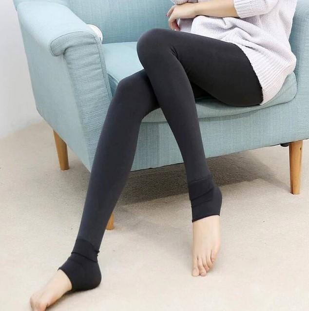 Heat Fleece Winter Leggings
