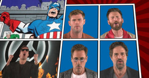 The Avengers Sing 'We Didn't Start the Fire' Marvel-Style