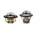 Mishimoto Low-Temperature Thermostat (SET of 2) for 2001-13 Chevy/GMC 6.6L Duramax