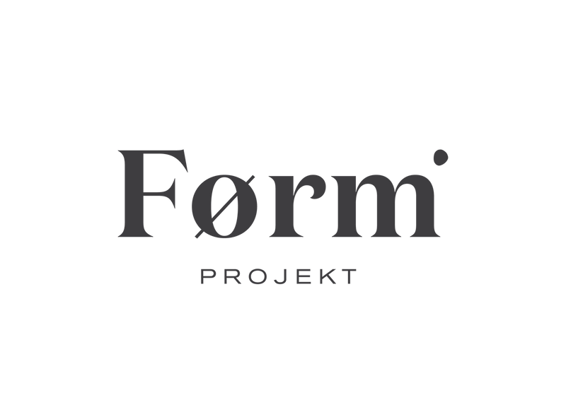 FØRMPROJEKT is a concept online shop with curated items from upcoming designers, artisans, brands, artists and illustrators.