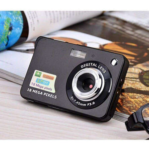 2.7 inch Ultra-thin 18 MP HD Digital Camera Vulcan Mart