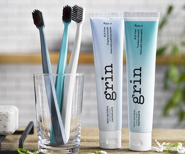 Grin Bio Toothbrush - Soft