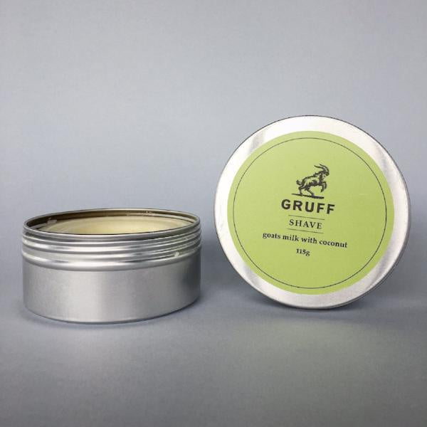 Gruff Shave bar (115gm)