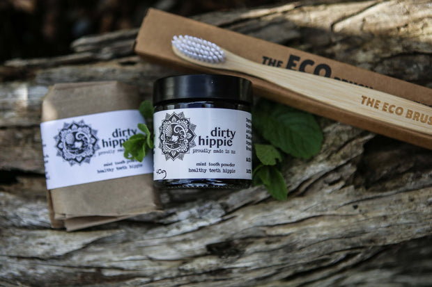 Dirty Hippie Tooth Powder - Mint