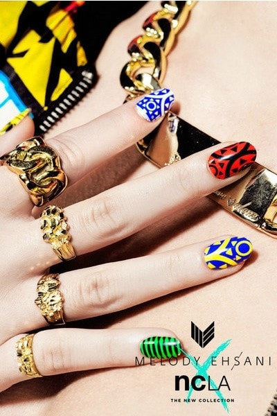 "NCLA Nail Wrap ""UMOJA"" Melody Ehsani Limited EditionNCLAOne Honey Boutique AfterPay OxiPay ZipPay"