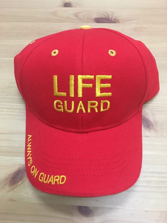 Cap - Lifeguard