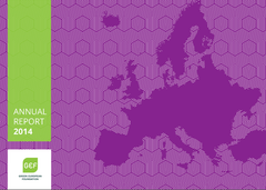 Green European Foundation: annual report 2014