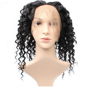 Malaysian Exotic Wave 360 Lace Frontal Closure - Exotic Hair Shop