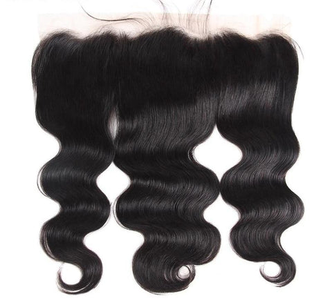"Indian Body Wave Lace Frontal 13""x4"" - Exotic Hair Shop"
