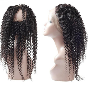 Indian Exotic Wave 360 Lace Frontal - Exotic Hair Shop