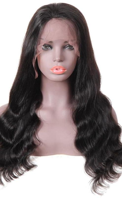 Brazilian Loose Wave 13x4 Lace Front Wig - Exotic Hair Shop