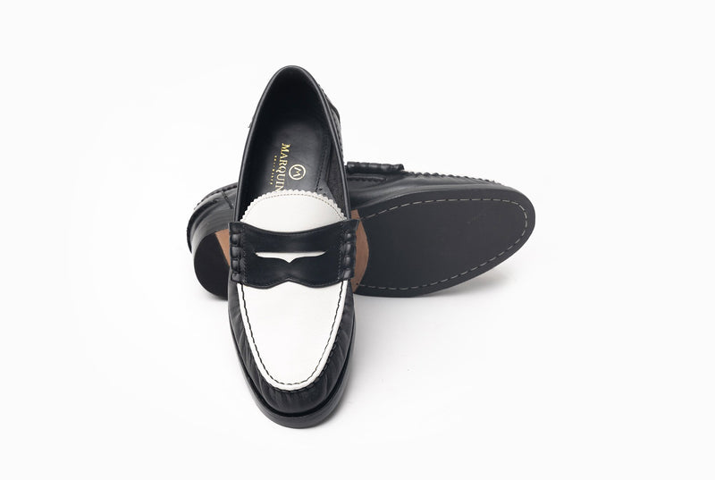 The Grand Horsebit Loafer - Black Noir