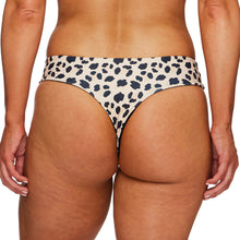 Load image into Gallery viewer, Miss Boracay / Purr leopard black luxury bikini bottom