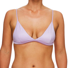 Load image into Gallery viewer, Miss Bondi / Mermaid purple luxury bikini top