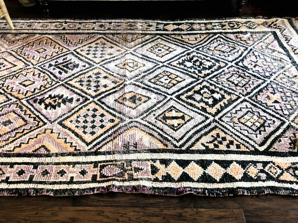 Gamorah Antique Berber Carpet