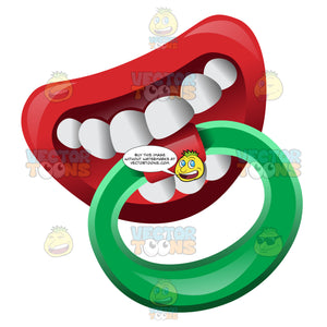 Fun Designed Pacifier