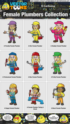 Female Plumbers Collection