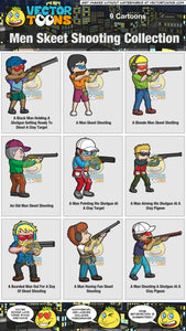 Men Skeet Shooting Collection