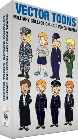 Military Collection Air Force Women