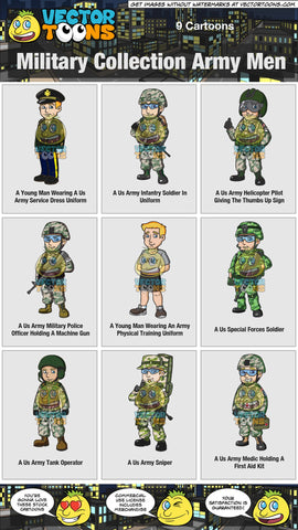 Military Collection Army Men