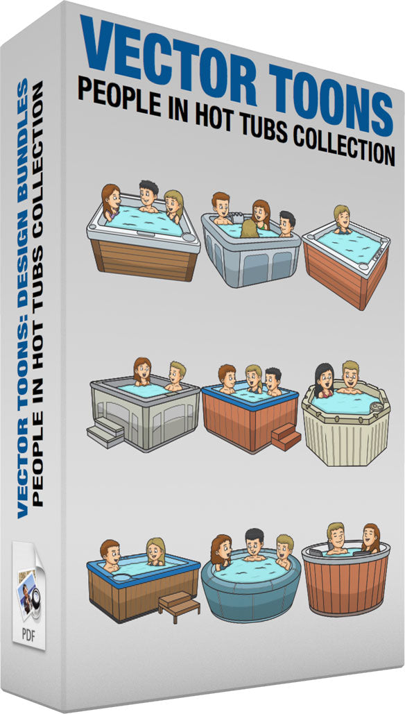 People In Hot Tubs Collection