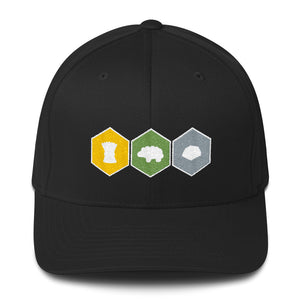 Got Resources? - Flexfit Structured Twill Hat