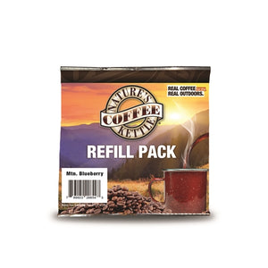Nature's Coffee Kettle Mountain Blueberry Refill Pack