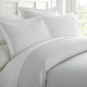 Comforters, Pinstriped Patterned 3-Piece Duvet Cover Set, Linens And Hutch