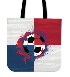 Panama Soccer Tote Bag Collection