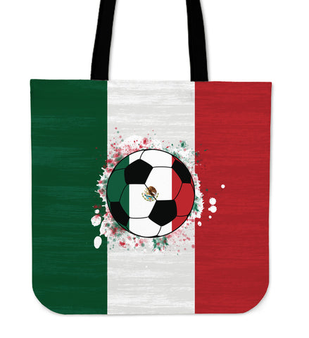 Mexico Soccer Tote Bag Collection