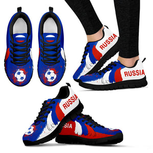 Russia Soccer World Cup Women's Sneakers