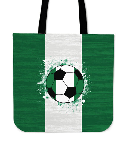 Nigeria Soccer Tote Bag Collection
