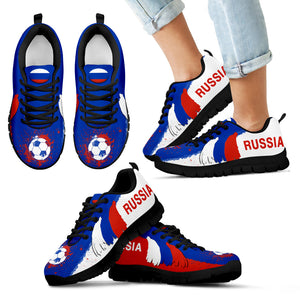 Russia Soccer World Cup Kid Sneakers