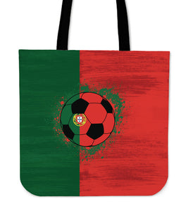 Portugal Soccer Tote Bag Collection
