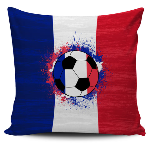 France Soccer Pillow Cover Collection