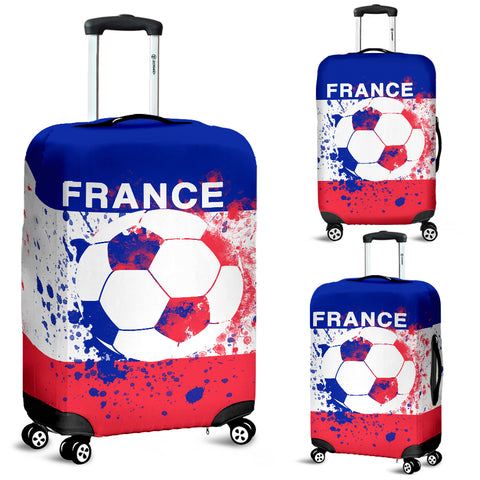 Luggage Covers France Soccer