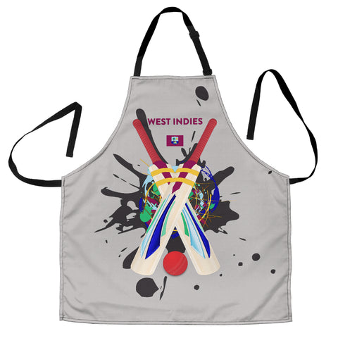 Women's Apron - Cricket Collection (West Indies)
