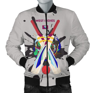 Men's Bomber Jacket - Cricket Collection (West Indies)