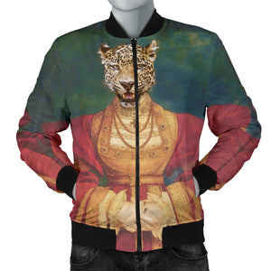 Men's Bomber Jacket - Renaissance Remorphed (Anne of Cleves)