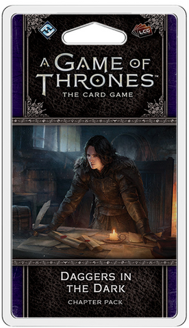 A Game of Thrones LCG: Daggers in the Dark Chapter Pack