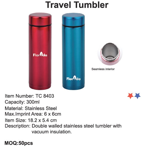 Travel Tumbler - Tredan Connections