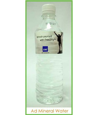 Ad Mineral Water - Tredan Connections