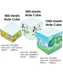 Note Cube - Tredan Connections