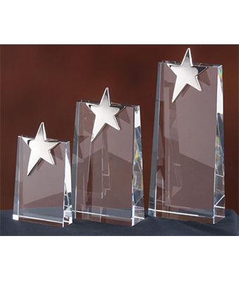 Orion Star Crystal Trophy - Tredan Connections