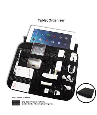 Tablet Organiser - Tredan Connections