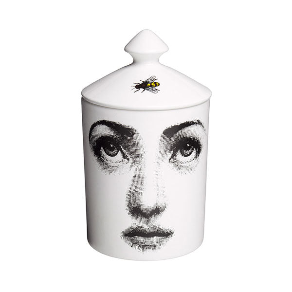 L'Ape Lidded Candle by Fornasetti