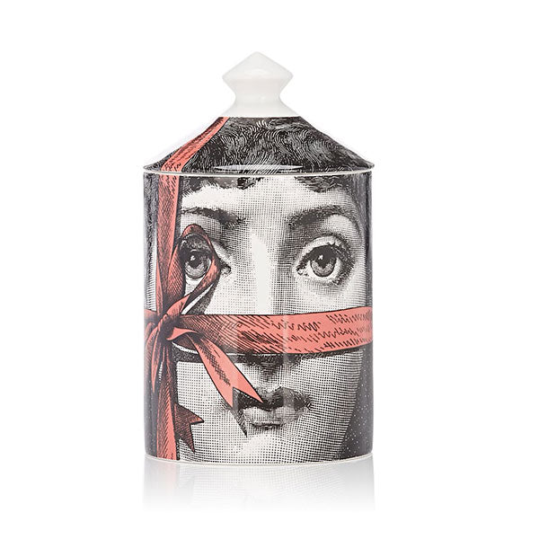 Regalo Lidded Candle by Fornasetti