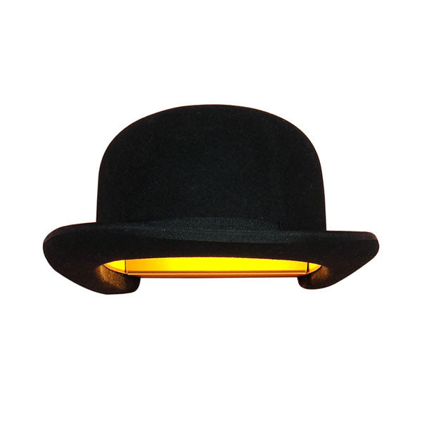 Jeeves Hat Wall Light by Jake Phipps for Innermost - Vertigo Home